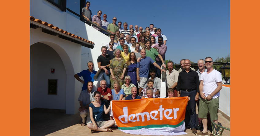 Assemblea 2017 di Demeter International a Sabaudia (LT)